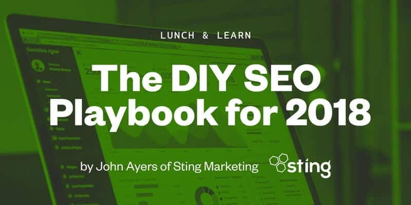 seo playbook event