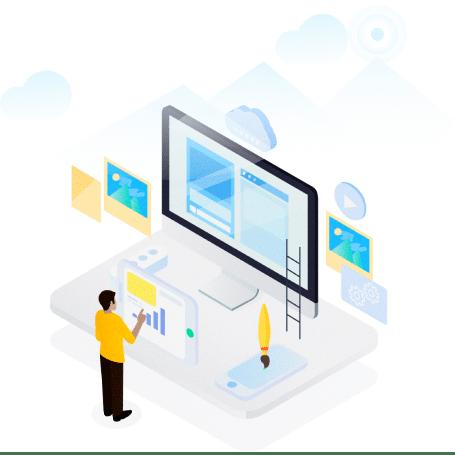 Web-design - Mountain