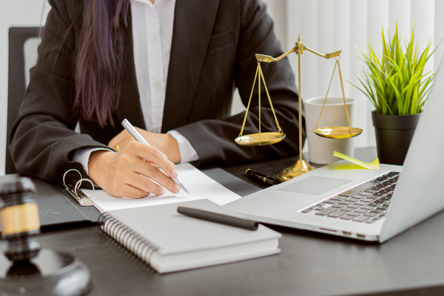 web design trends for law firms